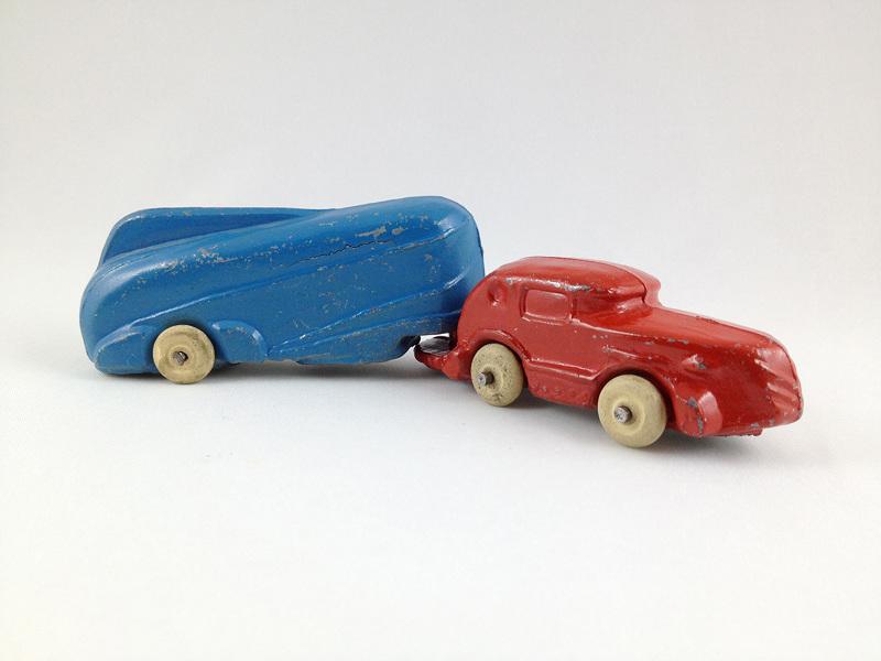 Miscellaneous American Slush Bill S Vintage Toy Garage